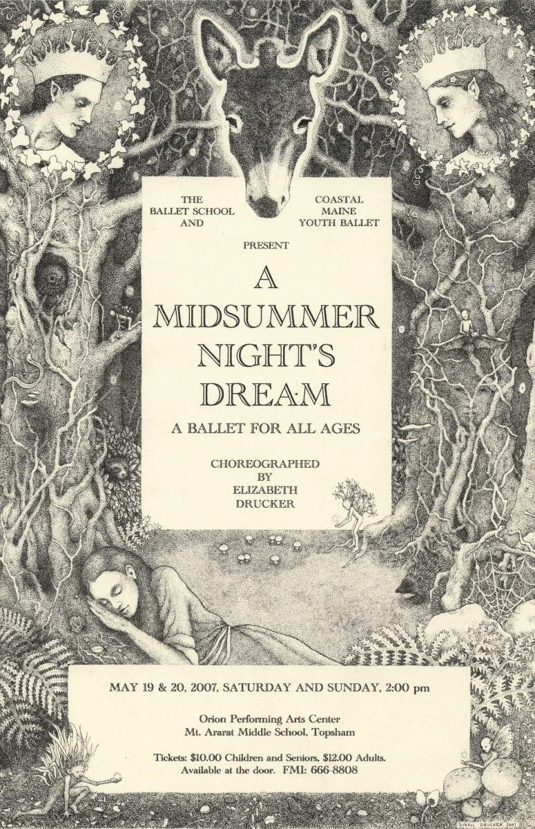 MIDSUMMER NIGHT'S DREAM (large view)