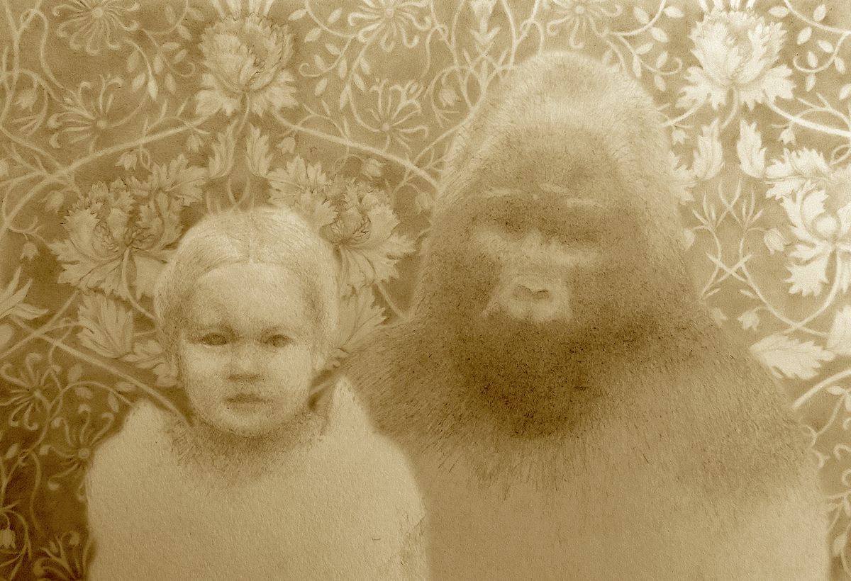 Gladys and Gorilla  (large view)