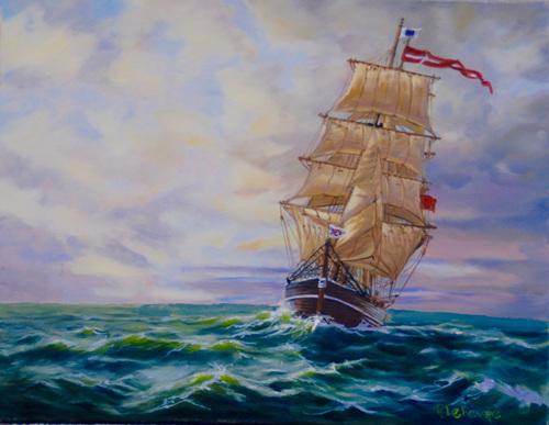 OFF THE COAST OF NORWAY II