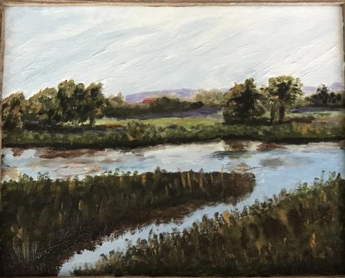 Summer on the Marsh
