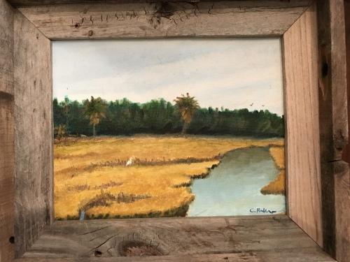 Jenkins Point Marsh