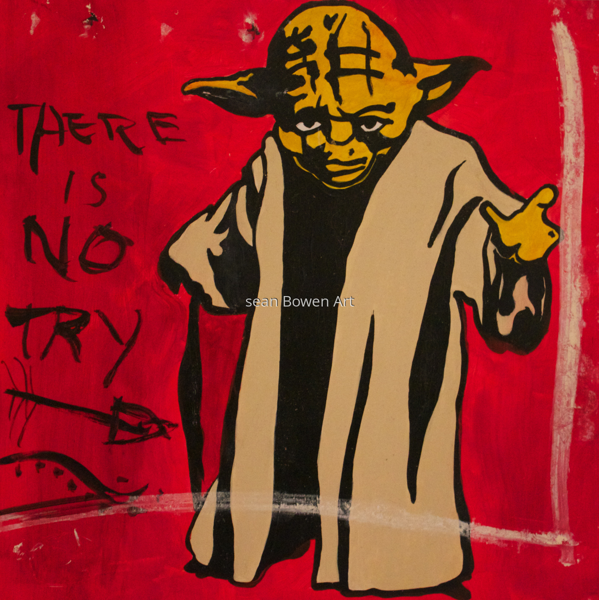 """""""There Is No Try"""" (large view)"""