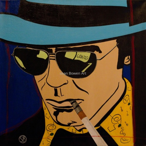 Gonzo Hunter S Thompson