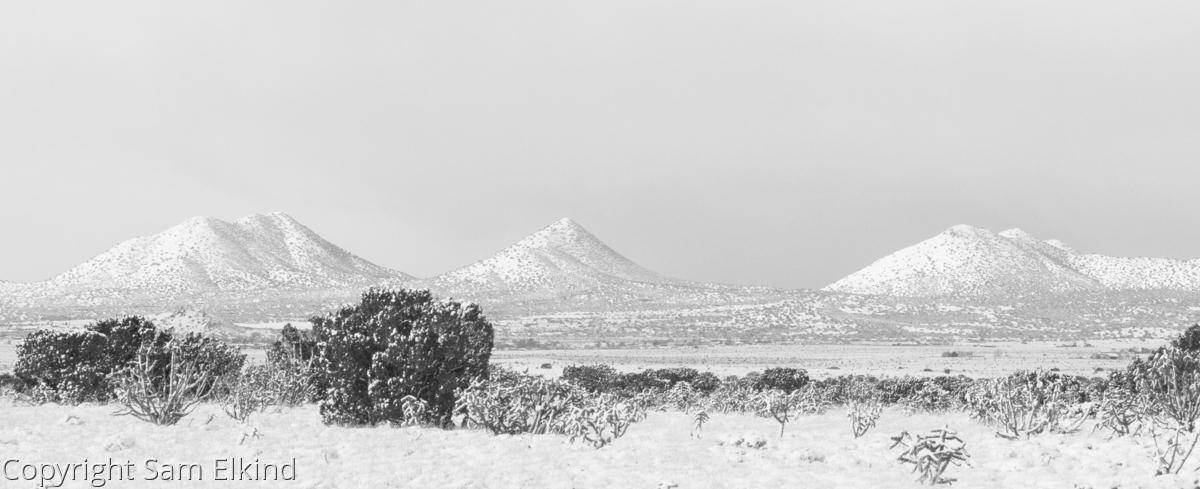 Cerrillos Hills (large view)