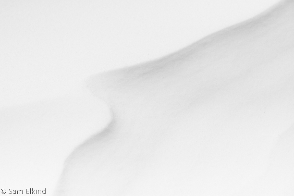 Sinuous Snow Line 2 (large view)