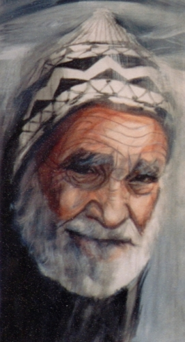 The Old Man Portrait