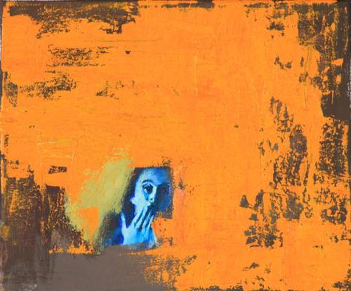 A Kiss Goodbye by Susanne Forestieri