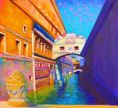Venice-Ponte Dei Sospiri