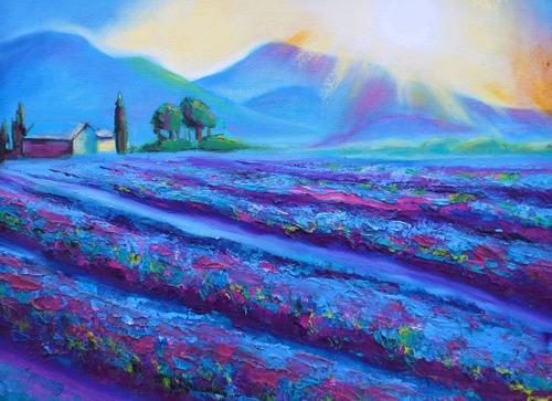 Provence Dawn