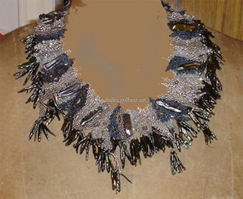 Spiny Necklace
