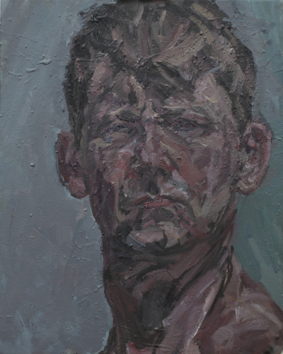 Study for Self-portrait, 2012