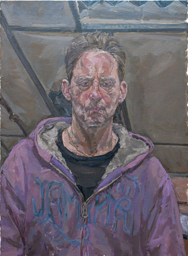 Self-portrait, 2014