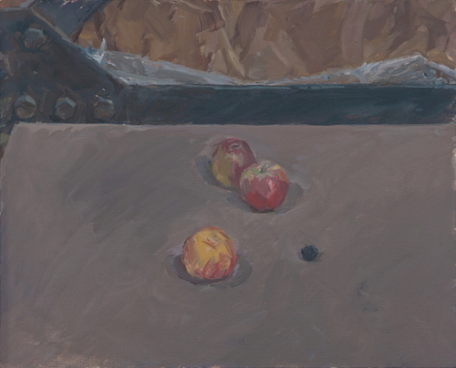 Apples, 2017
