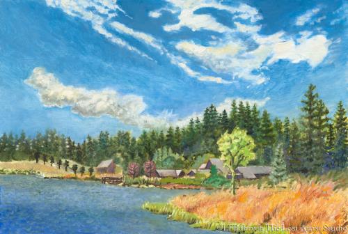 Ellis Preserve, Shaw Island Washington