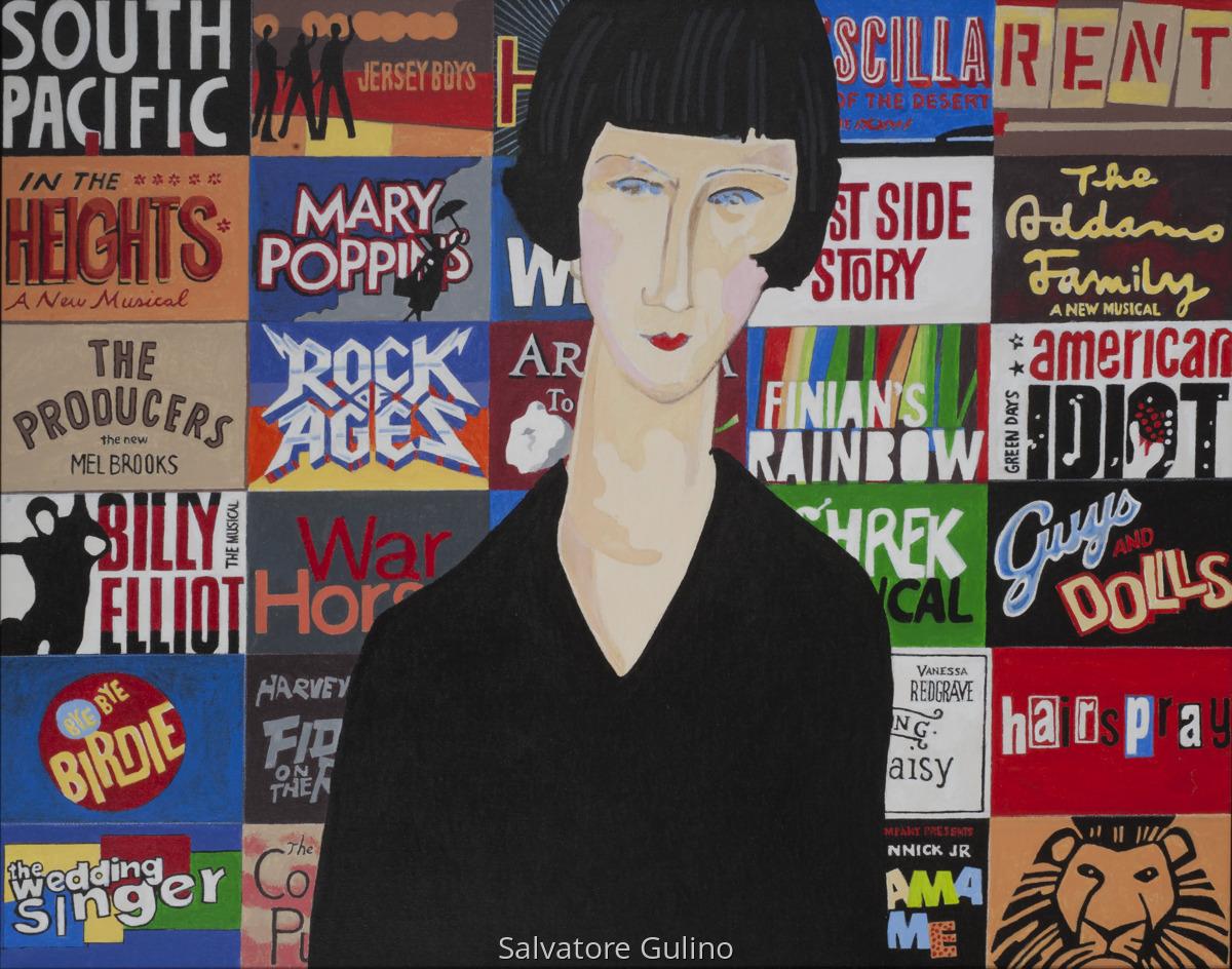 Broadway (after Modigliani) (large view)