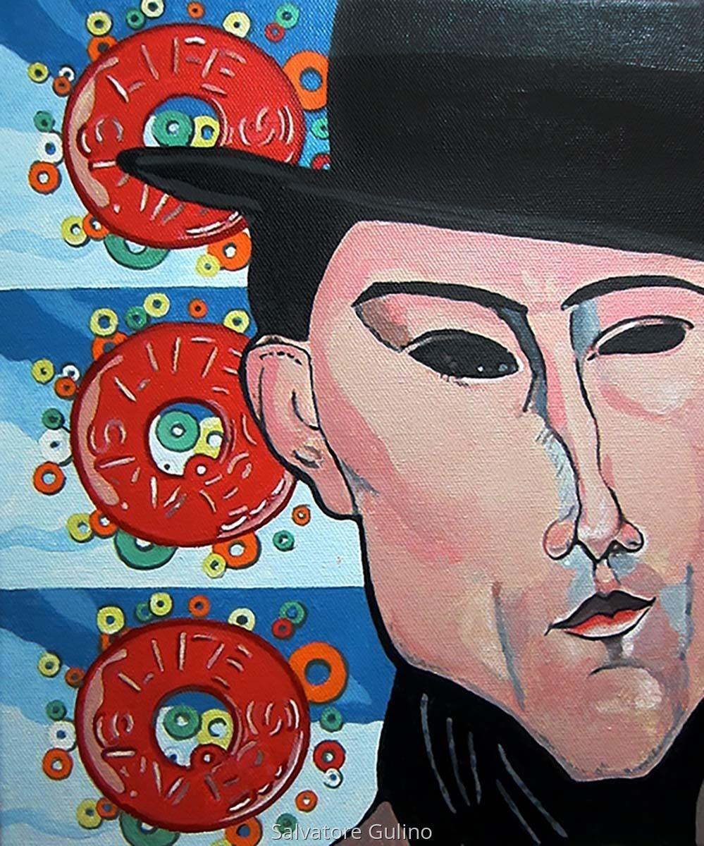 Life Savers (after Modigliani) (large view)