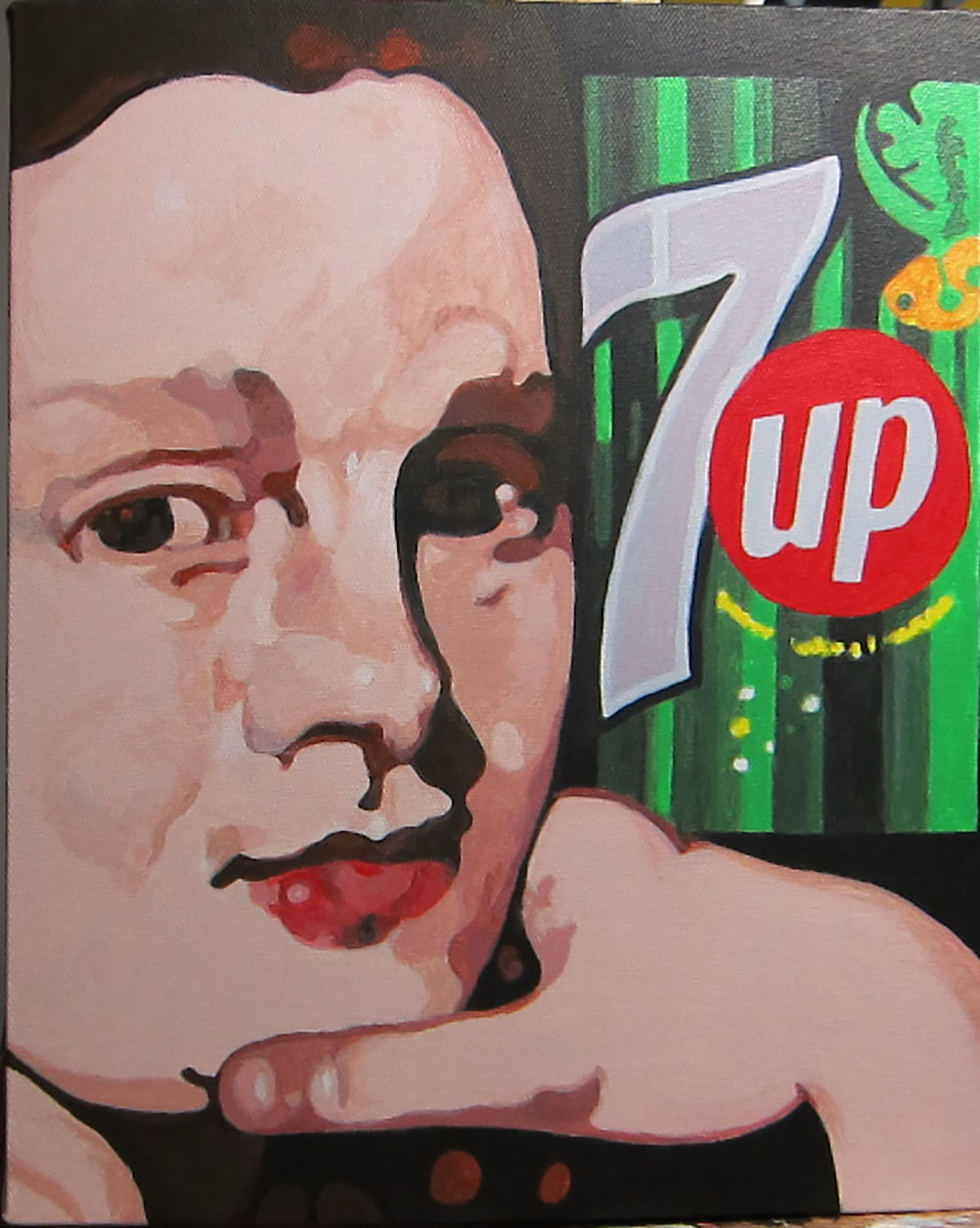 7UP (after Manet) (large view)