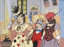 Maggie and Jiggs (after Van Gogh and McManus) (thumbnail)