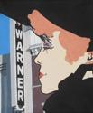Warner (after Lautrec) (thumbnail)