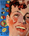 Teen (after Miro) (thumbnail)