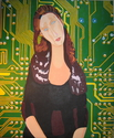 Motherboard (after Modigliani) (thumbnail)