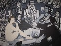 Picnic (after Manet and Leger) (thumbnail)