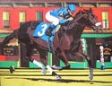 Race Horse (after Hopper) (thumbnail)