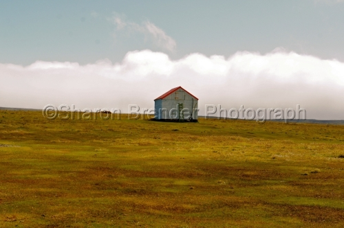 The Loneliness of the Falkland Islands