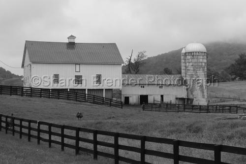 Farm House in Virginia