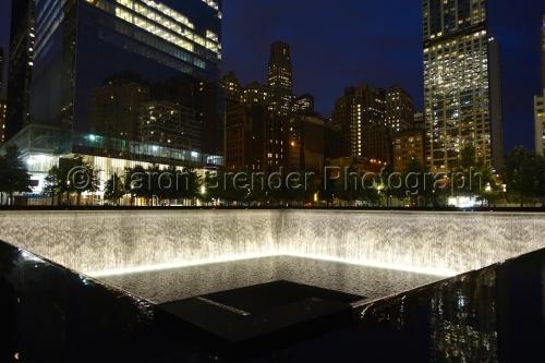 9/11 Memorial, NY