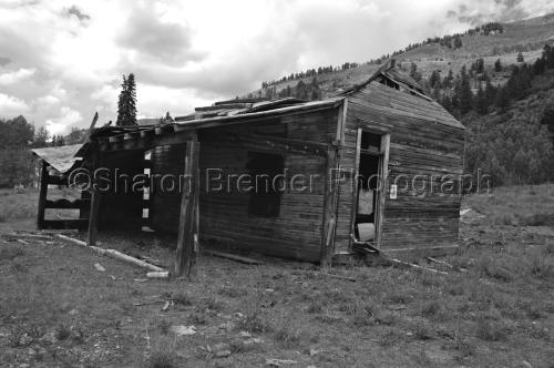 Historical House - Telluride, Colorado