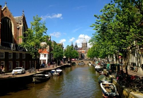 Amsterdam, Denmark