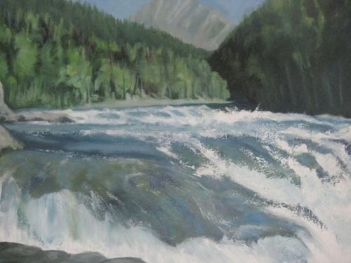 MacDonald Creek Falls