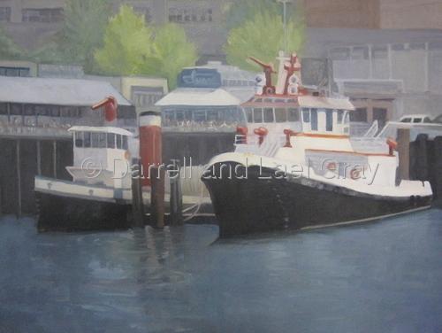 Seattle Fire Boats