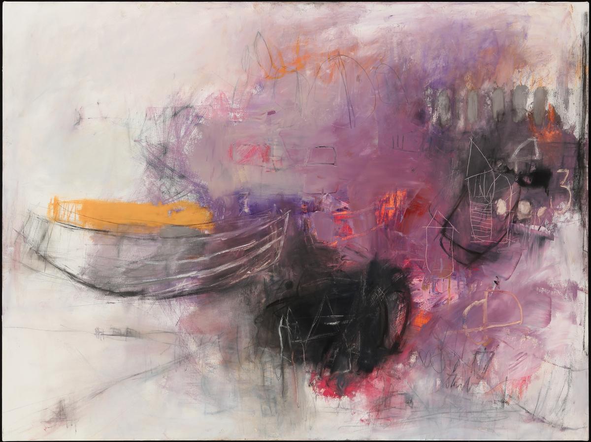 Purple Reverie (large view)