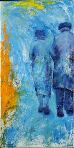 La Passeggiata by Shanna Bruschi Art: Paintings and Photographs