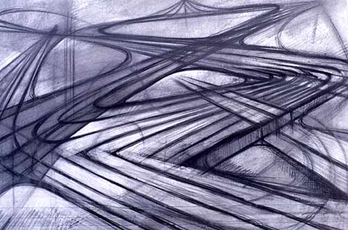 Linear Highways by Shant Beudjekian