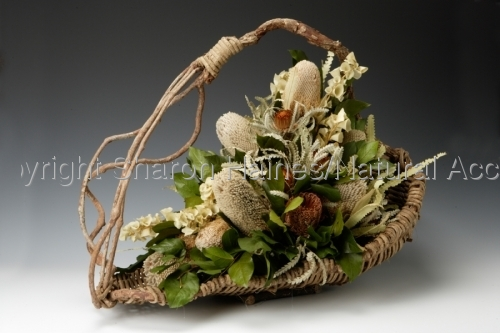 Banksia Root Basket