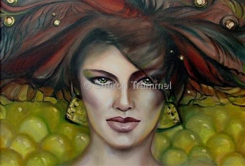 """""""Euterpe"""" by Sharon Trammel"""