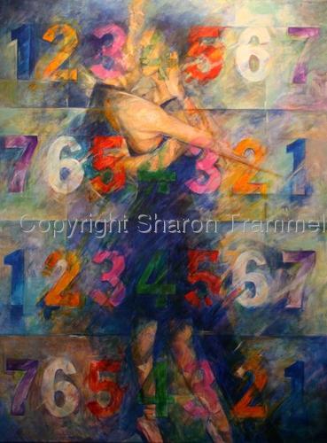 """Celebrating the Seven"" by Sharon Trammel"