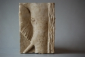 Limestone Relief Suitable for table top or floor easel (thumbnail)
