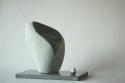 Granite Sculpture with Granit Base (thumbnail)