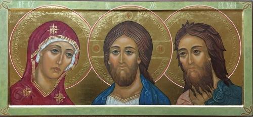 Jesus, Mary, Saint John