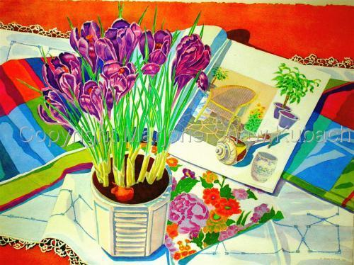 Crocus & Catalogue by Marjorie Shaw Kubach