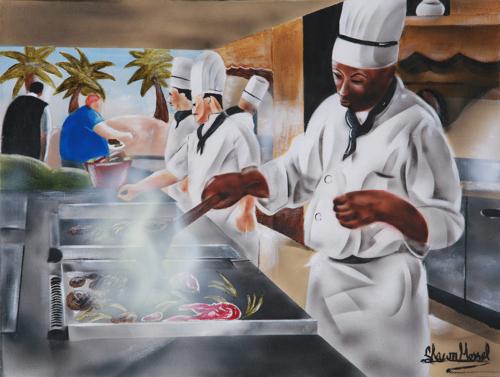 Urban Moment #5- Caribbean Cuisine