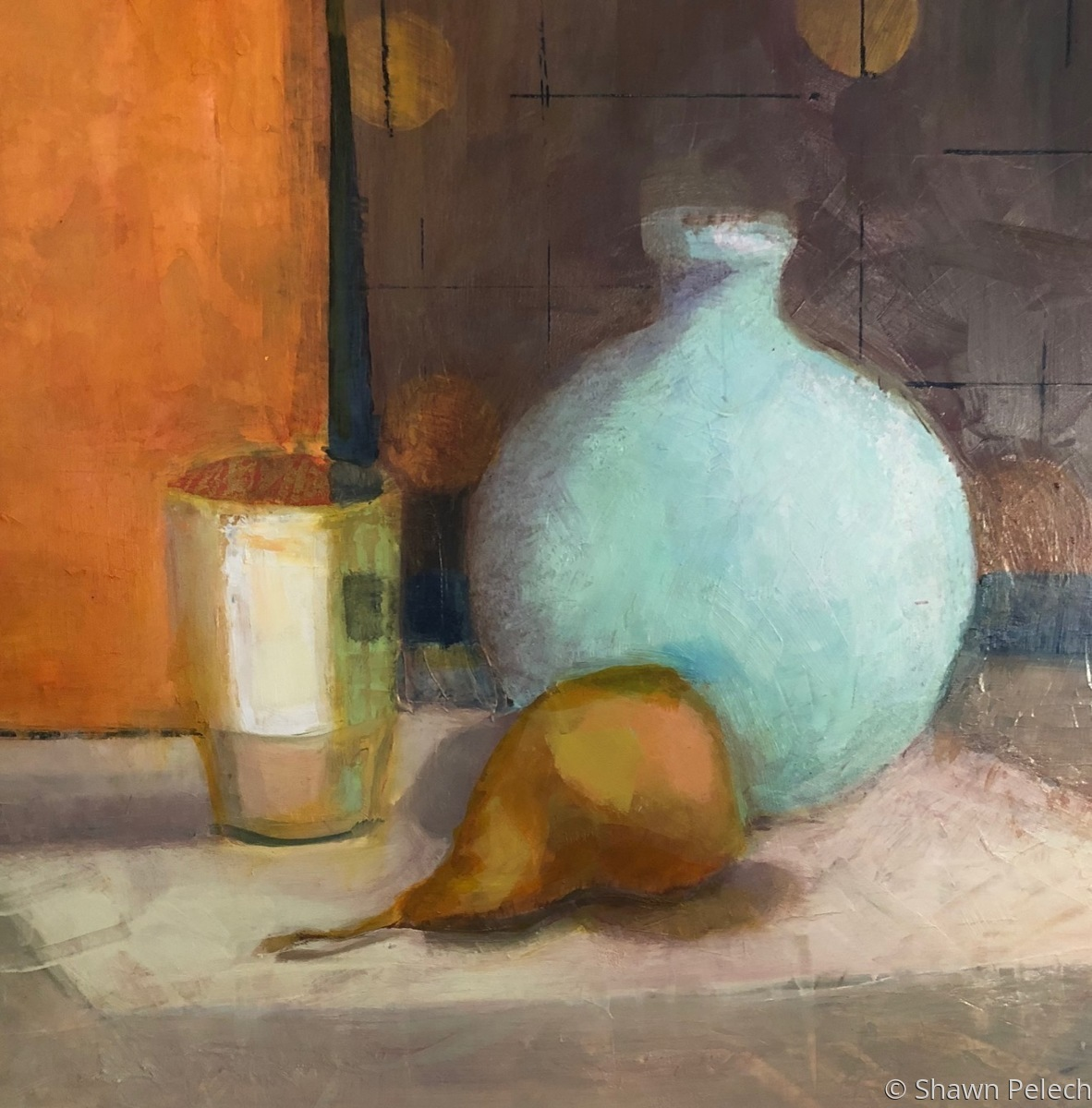 Still Life with Pear (large view)