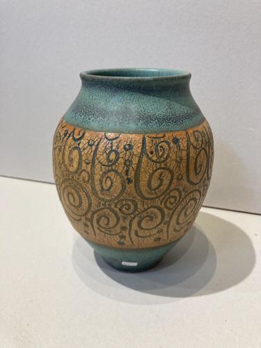 Vase by Sheila Watson Coutin