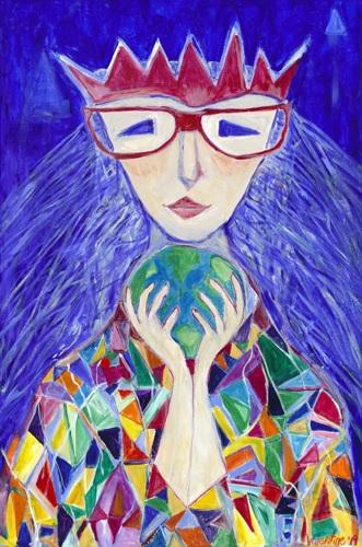 Divine Cosmic Mother
