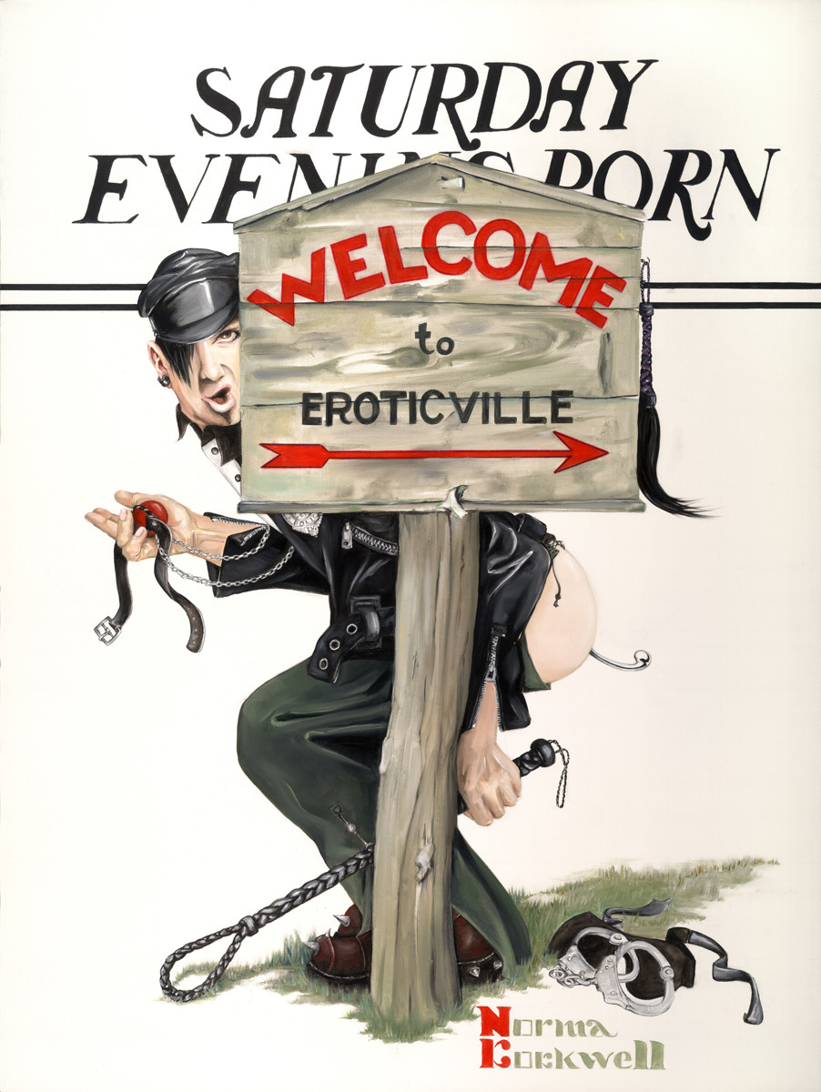 Welcome To Eroticville (large view)