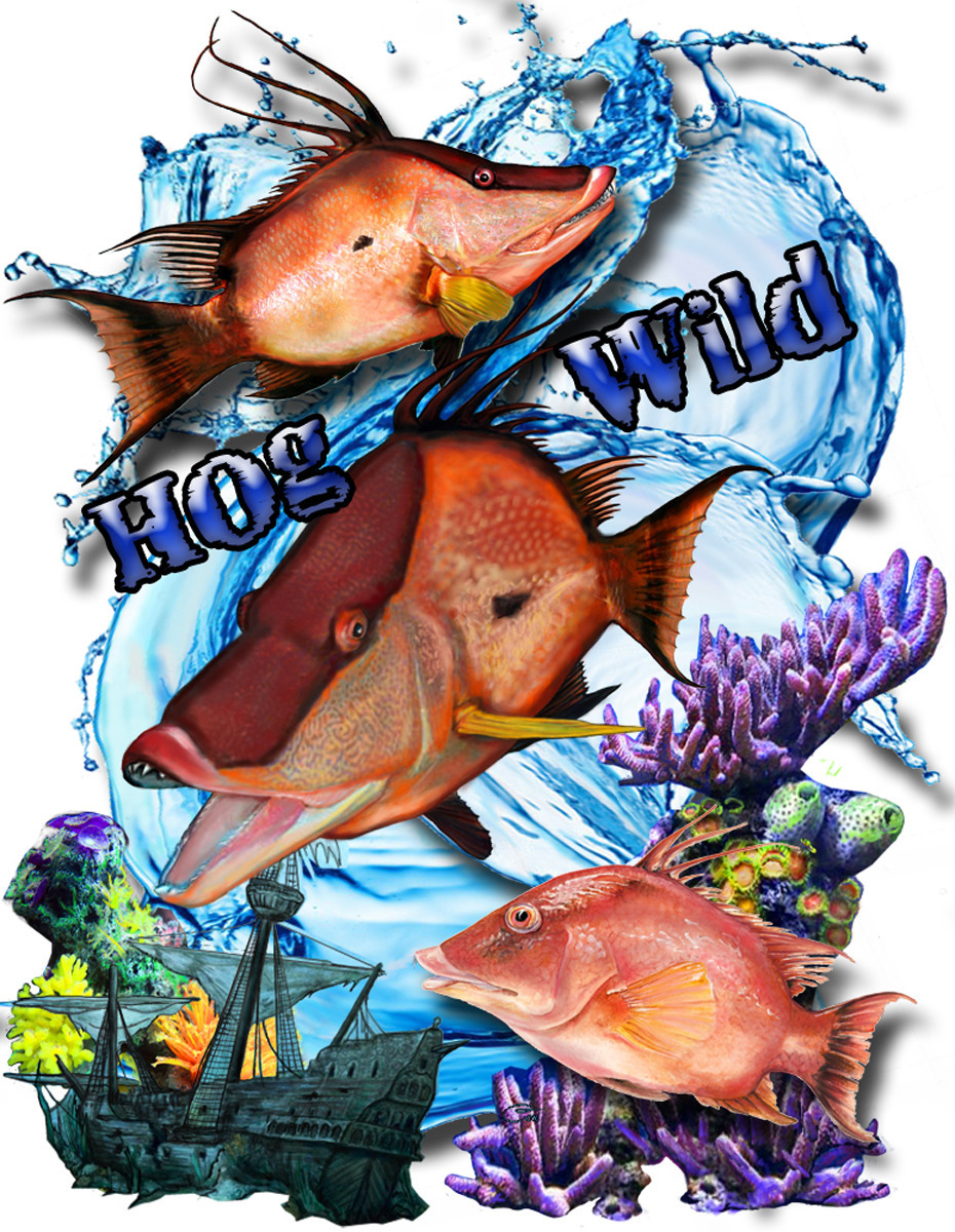 Graphic T-Shirt design by Hot Girl Art artist Shelly J. Cox.  (large view)